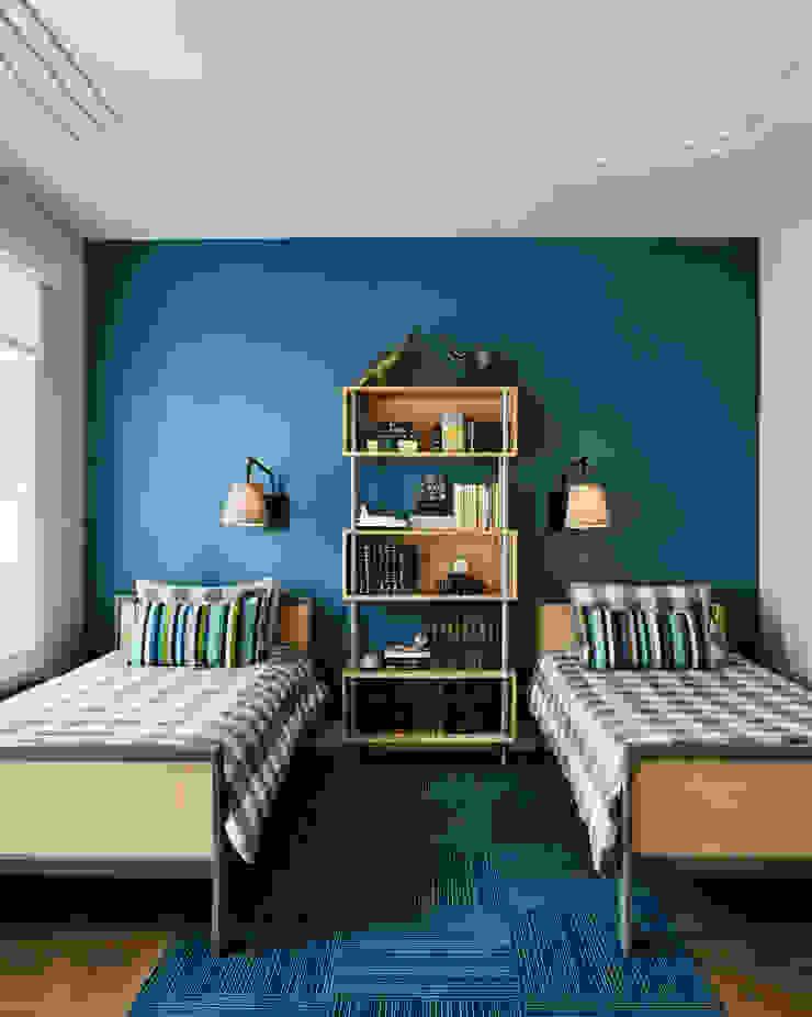 Carroll Street Modern Kid's Room by M Monroe Design Modern