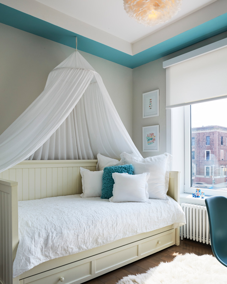 Klasik Çocuk Odası M Monroe Design Klasik