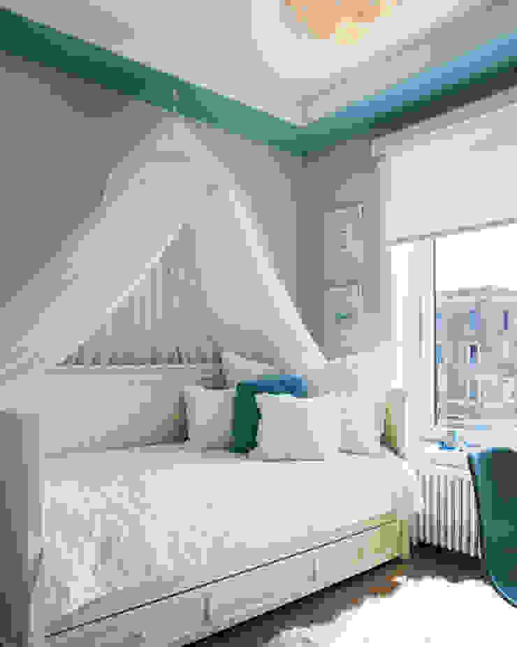 M Monroe Design Classic style nursery/kids room