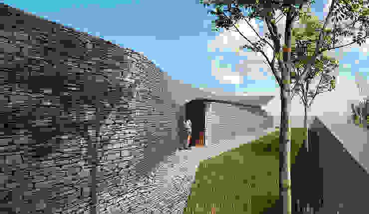 bởi Office of Feeling Architecture, Lda Hiện đại