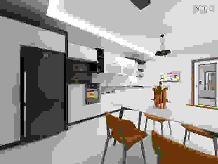 Kitchen by nihle iç mimarlık, Modern