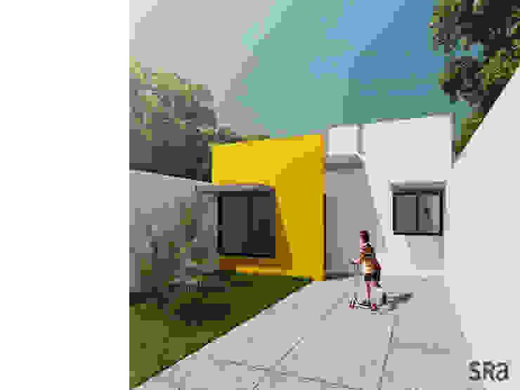 Casa Ana Casas modernas de SRA arquitectos Moderno