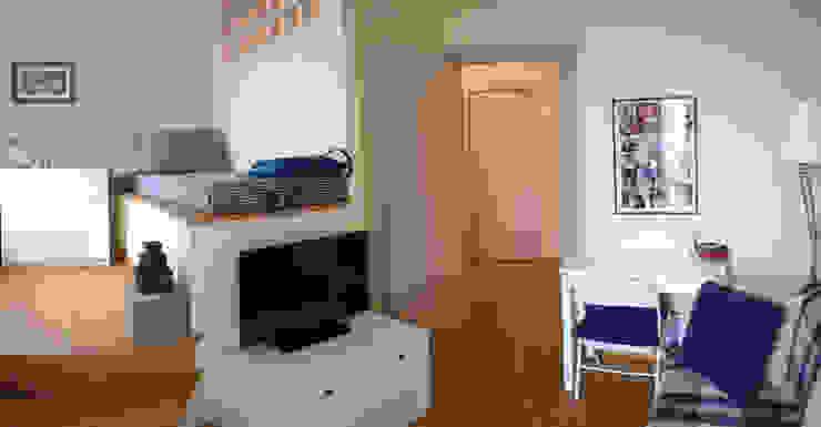 Fabio Ricchezza architetto Modern style bedroom