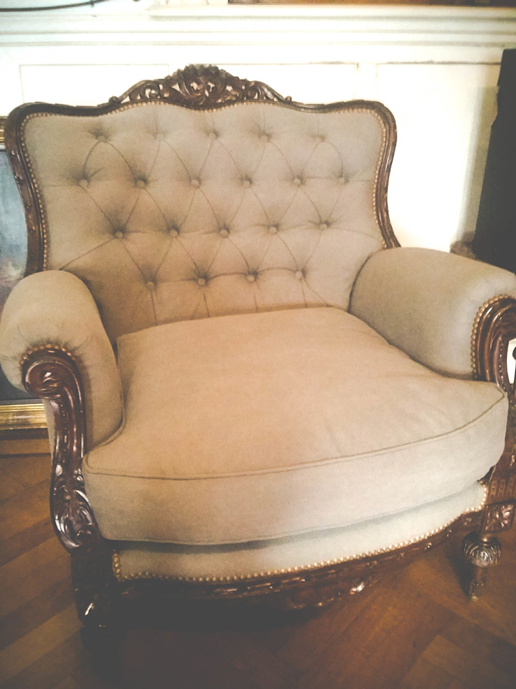 PLATZ Classic style living room