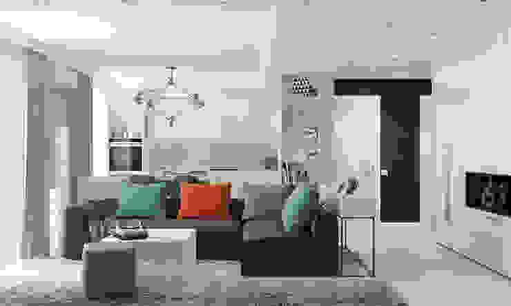 Minimalist living room by 'PRimeART' Minimalist