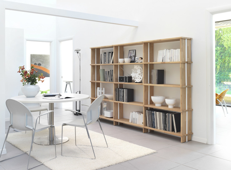 modern  by Piarotto.com -  Mobilie snc, Modern Solid Wood Multicolored