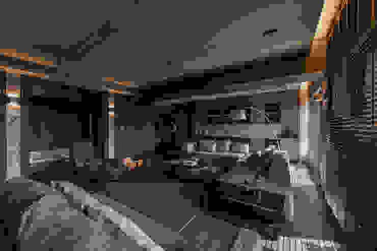 CJ INTERIOR 長景國際設計 Living room