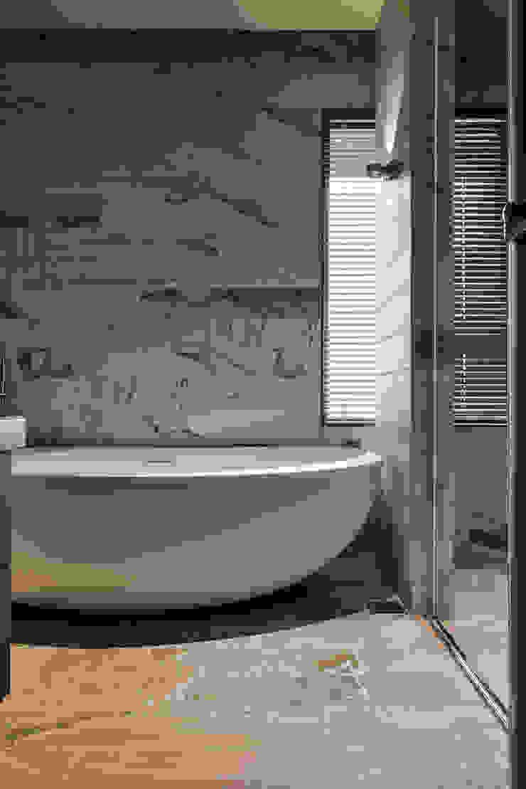 CJ INTERIOR 長景國際設計 Asian style bathroom