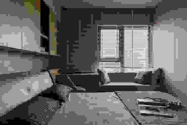 CJ INTERIOR 長景國際設計 Asian style bedroom