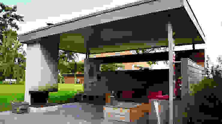 Landelijke tuin Winsum Landelijke tuinen van KLAP tuin- en landschapsarchitectuur Landelijk