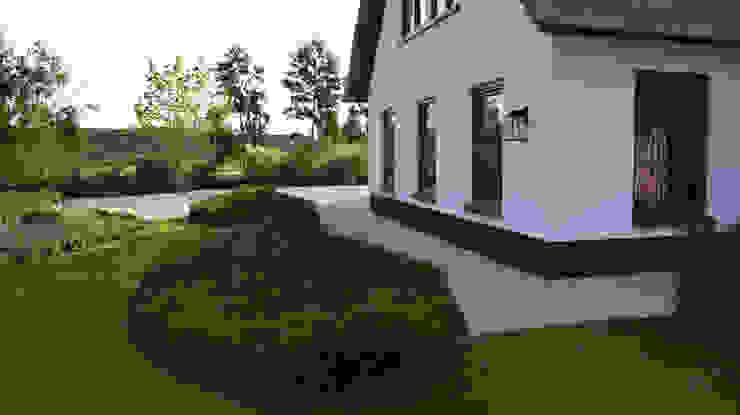 Classic style gardens by KLAP tuin- en landschapsarchitectuur Classic