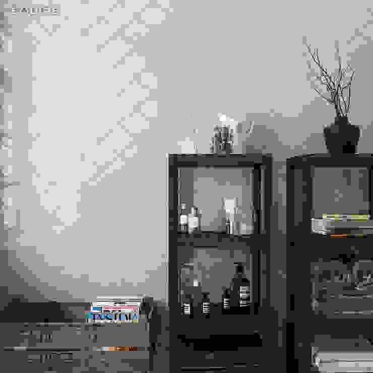 Scale Alhambra Estudios y despachos de estilo mediterráneo de Equipe Ceramicas Mediterráneo Cerámico