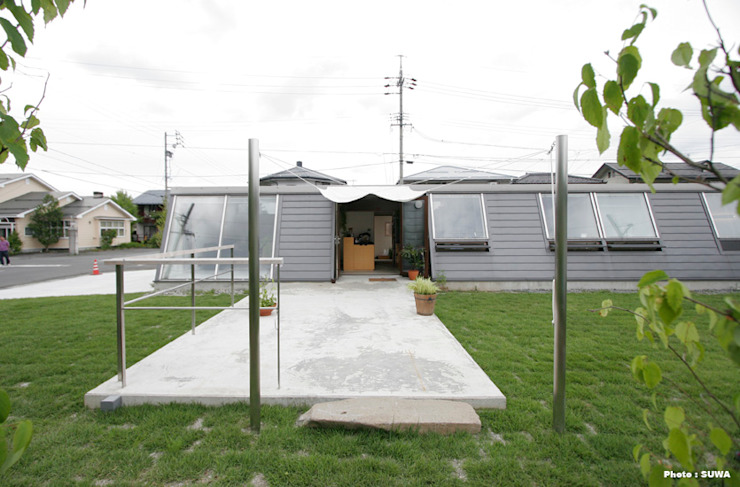 533 HOUSE オリジナルな 家 の すわ製作所 オリジナル
