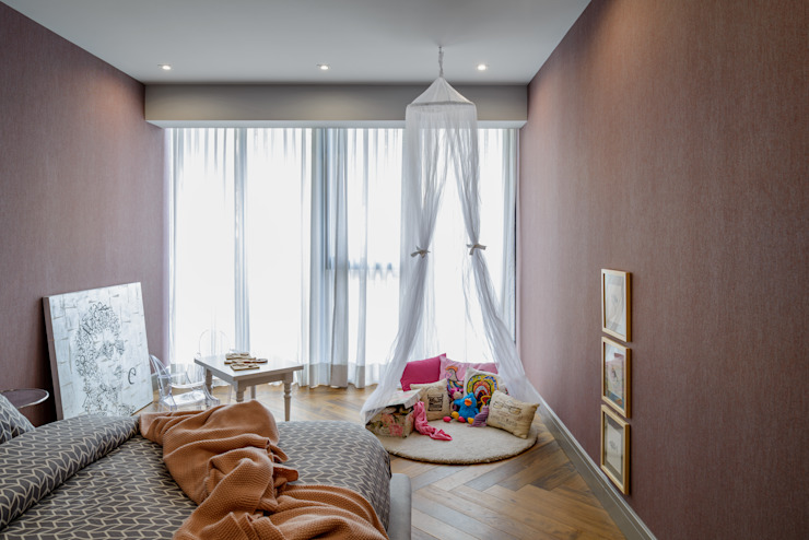 Nursery/kid's room by NIVEL TRES ARQUITECTURA, Classic