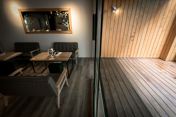 BRAVO INTERIOR DESIGN & DECO    COZY STYLE: 現代  by 璞碩室內裝修設計工程有限公司, 現代風