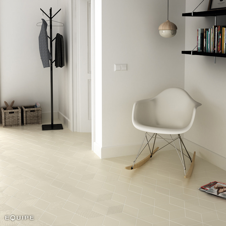 Modern living room by Equipe Ceramicas Modern