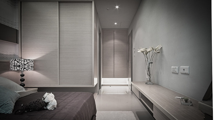 BRAVO INTERIOR DESIGN & DECO SCAN STYLE 斯堪的納維亞風格的走廊,走廊和樓梯 根據 璞碩室內裝修設計工程有限公司 北歐風