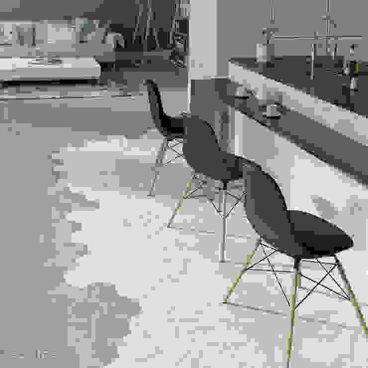 Equipe Ceramicas Modern kitchen