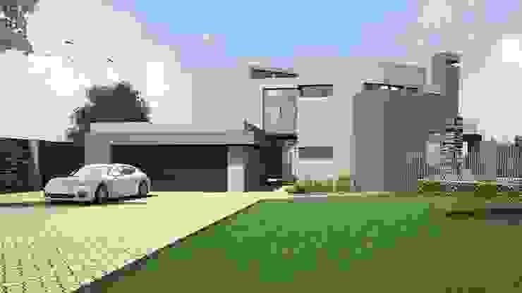 House Maroun - Serengeti Golf Estate - Benoni Modern houses by House of Gargoyle Modern