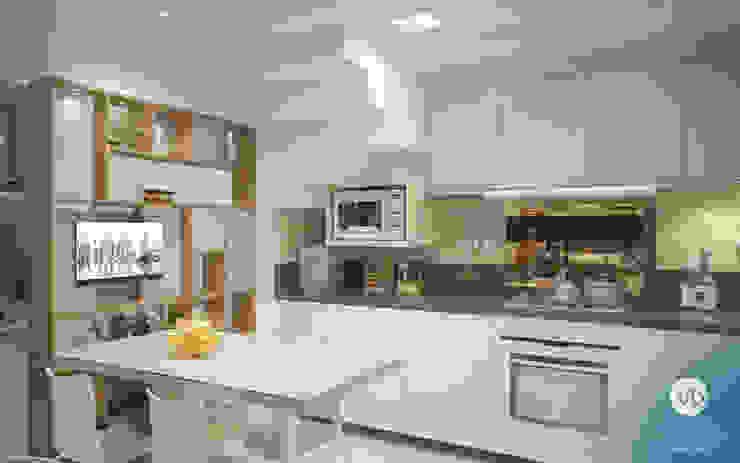 Cozinha Cozinhas clássicas por studio vtx Clássico MDF