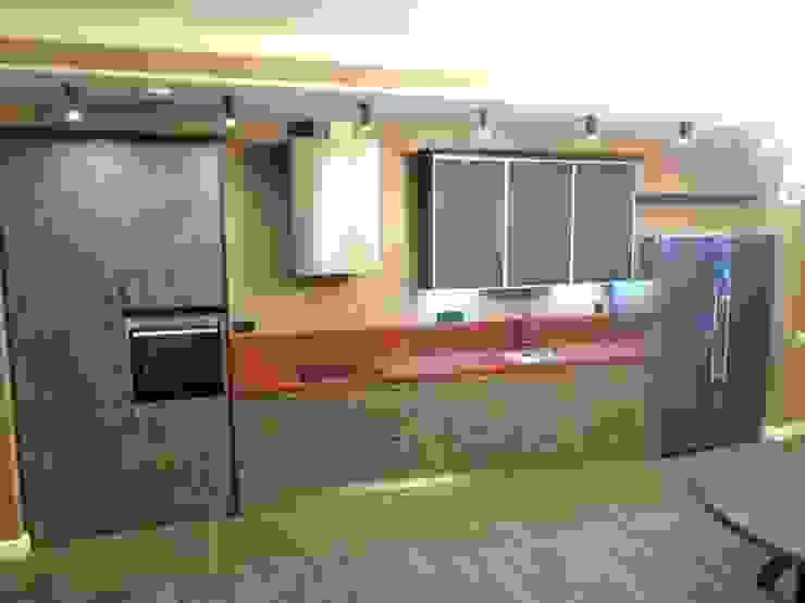 Modern style kitchen by Flexstone Mexico Modern