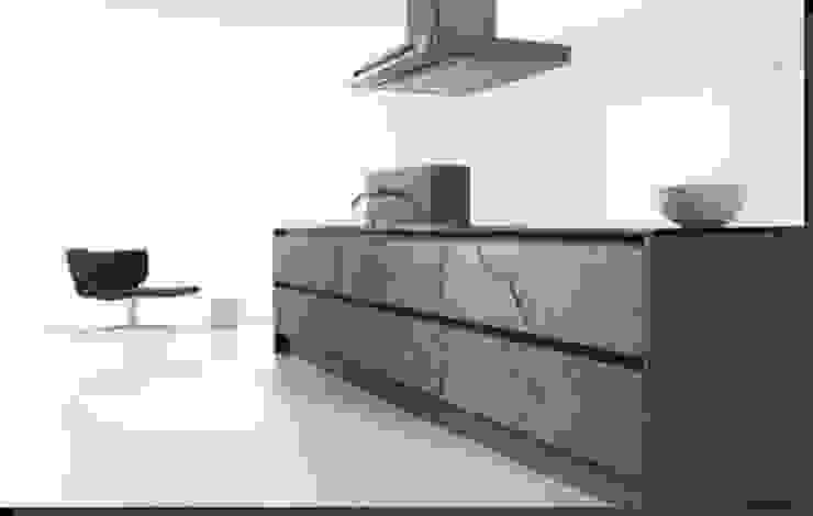 Modern kitchen by Flexstone Mexico Modern
