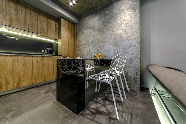 Cocinas de estilo moderno de Flexstone Mexico Moderno
