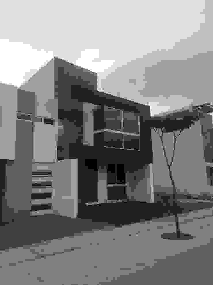 EL ORIGEN Arquimia Arquitectos Casas modernas