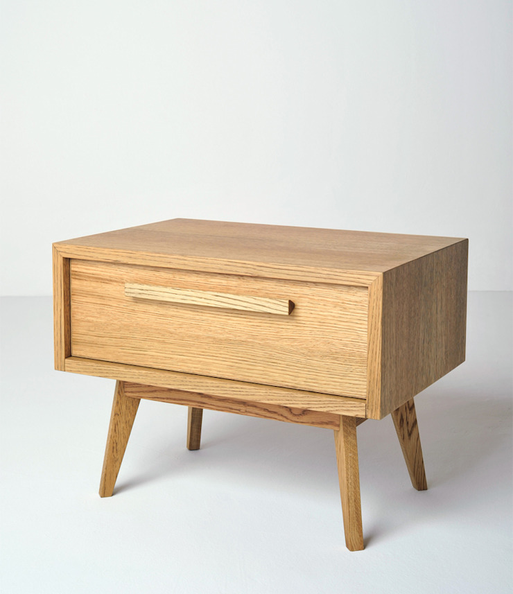 Sullivan Bedside Table www.mezzanineinteriors.co.za BedroomBedside tables Wood Wood effect