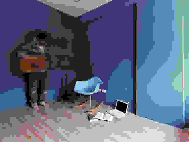 美式都會的時尚風格-寫意人生的輕快節奏 根據 采金房 Interior Design 現代風