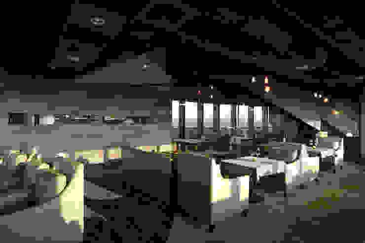 BELLO餐廳 根據 大言室內裝修有限公司 簡約風
