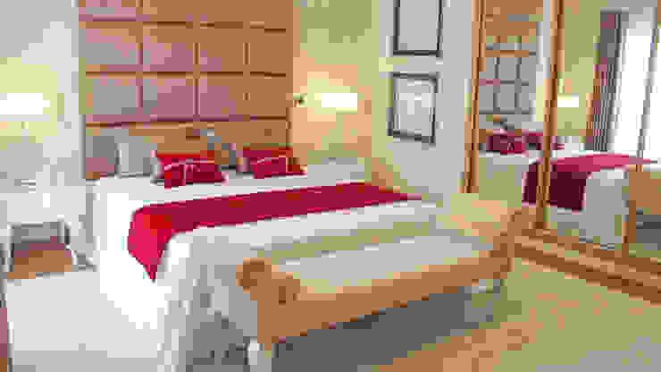 Dormitorios modernos de GRAÇA Decoração de Interiores Moderno