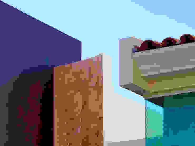 DETALLE DE TECHOS Casas minimalistas de Excelencia en Diseño Minimalista Ladrillos
