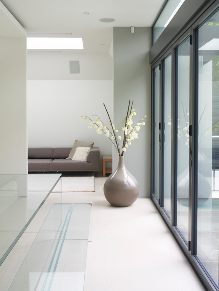 Gallery House on Richmond Park by Elemental Architecture Modern