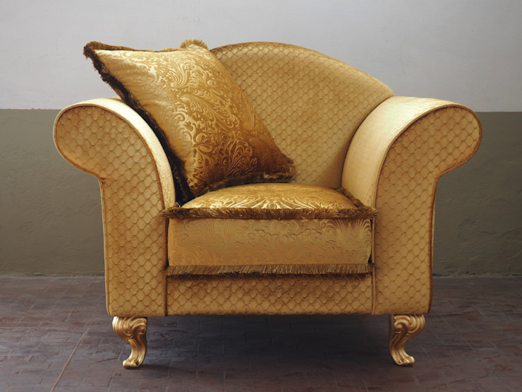 classic  by VICIANI, Classic Textile Amber/Gold