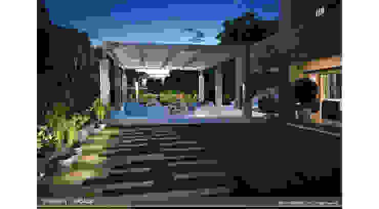minimalist  by ARCADE DESIGNS, Minimalist Bamboo Green