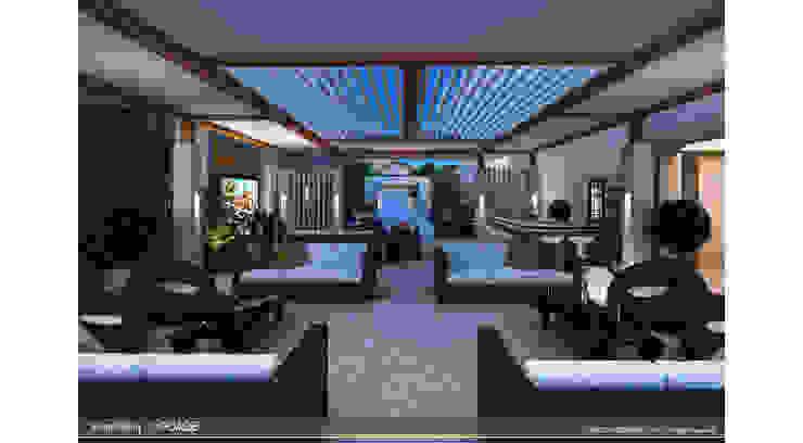 modern  by ARCADE DESIGNS, Modern Bamboo Green