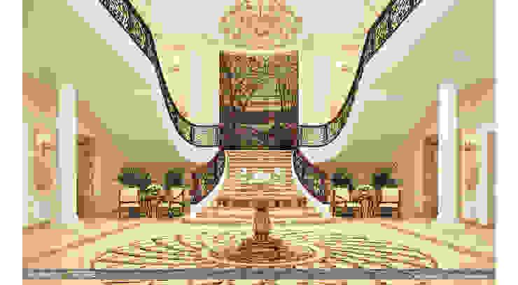 راهرو سبک کلاسیک، راهرو و پله من ARCADE DESIGNS كلاسيكي
