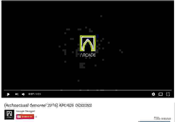 modern  by ARCADE DESIGNS, Modern