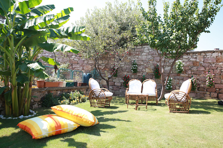 Mediterranean style garden by homify Mediterranean Bamboo Green