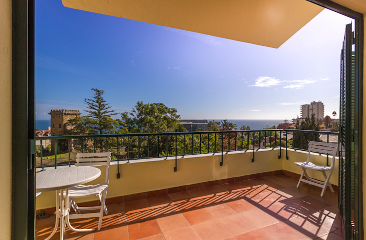 Pedro Brás - Fotógrafo de Interiores e Arquitectura | Hotelaria | Alojamento Local | Imobiliárias Balkon, Beranda & Teras Klasik