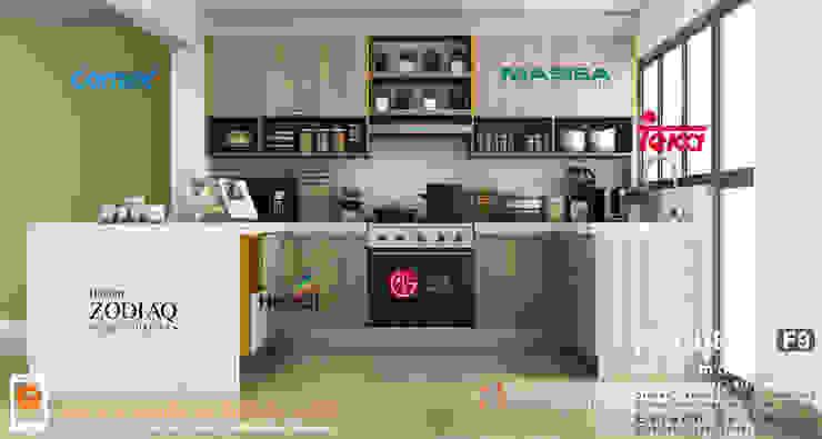 modern  by argueta+f9 arquitectura, Modern Plywood