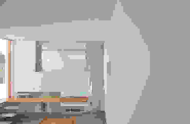 โดย 門一級建築士事務所 โมเดิร์น ไม้ Wood effect
