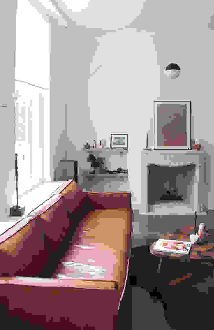 Woonkamer Scandinavische woonkamers van Studio Buijs Scandinavisch
