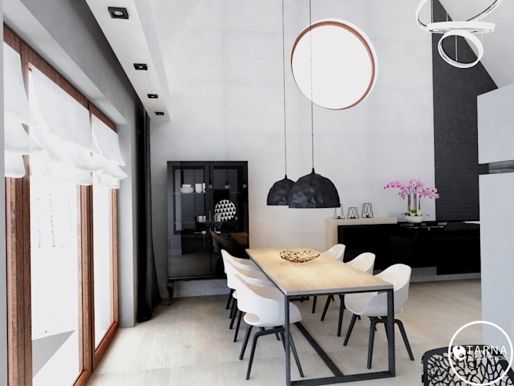 Tarna Design Studio Modern Living Room