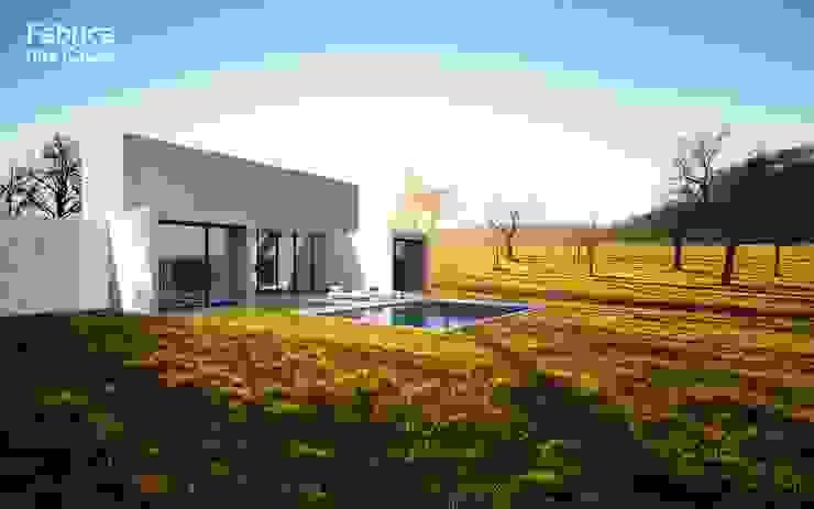 Fábrica das Casas - Arquitetura Modular por Fábrica Das Casas