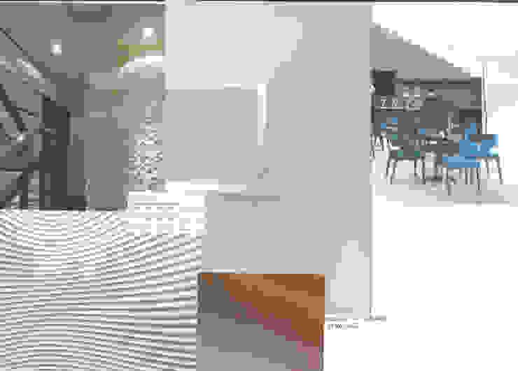 Interieur trappenhal Burgemeester Reigerstraat Utrecht van LINDESIGN Amsterdam Ontwerp Design Interieur Industrieel Meubels Kunst