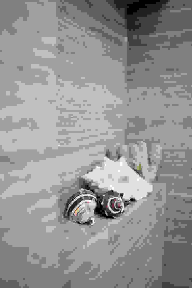 BOWDEN RESIDENCE Scandinavian style bathroom by Post Architecture Scandinavian