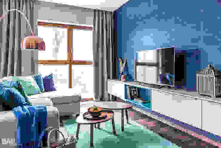 Moderne woonkamers van SAS Modern