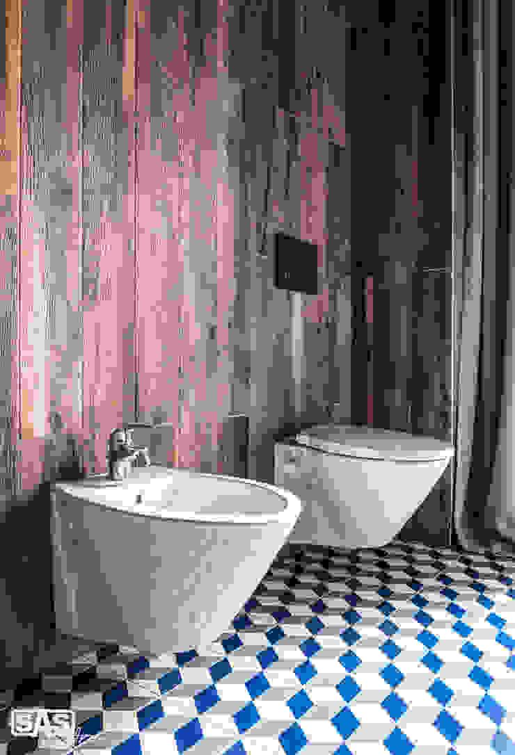 Modern bathroom by SAS Modern